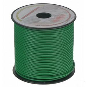 Kabel 1,5 mm, zelený 100 m bal