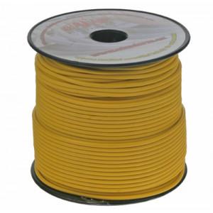Kabel 1,5 mm, žlutý 100 m bal