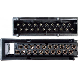 Kabeláž pro HF PARROT/OEM BMW (06-) se systémem Logic 7