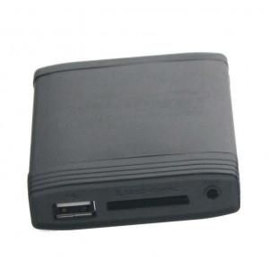 Adaptér pro ovládání USB zařízení OEM rádiem BMW - CD měníč