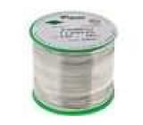 Pájka Sn99Cu1 drát 0,5mm 0,25kg Tavidlo No Clean 2%