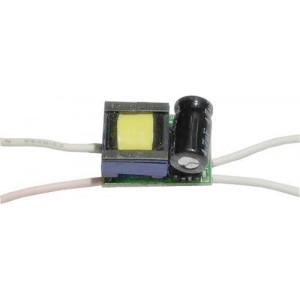 Zdroj- LED driver 9-11V/300mA pro 3LED 1W,napájení 230V