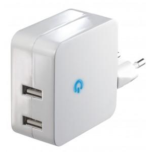 Univerzální duální USB adaptér do sítě 4,2 A max