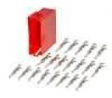 Souprava zásuvka Mini ISO 20 PIN
