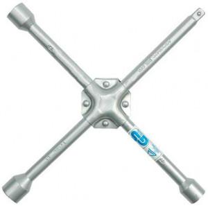 Klíč křížový na kola, GS