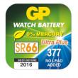 Knoflíková baterie do hodinek GP 377E, 10 ks v krabičce
