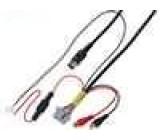Kabel pro měnič CD Panasonic 5,5m