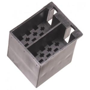 izolační kryt ISO napájení+repro (pro kolíky)