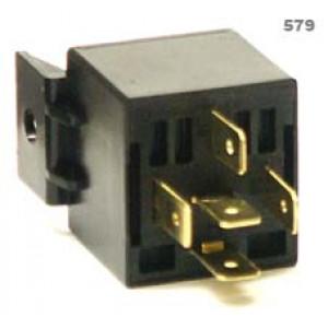 relé spínací 12V 30A dvojitý kontakt