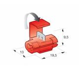 rychlospojka červená 0,5-0,8mm