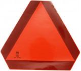 trojúhelník výstražný reflexní samolepka