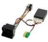 Adaptér pro ovládání z volantu Ford 2004-> Blaupunkt