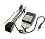 Adaptér pro ovládání z volantu Opel- Clarion