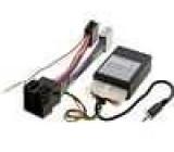 Adaptér pro ovládání z volantu Opel- JVC
