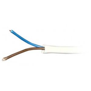 kabel CYSY 2x0,75 hnědo-modrá dvojlinka