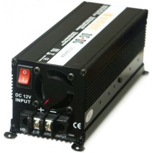 měnič napětí z 12VDC na 24VDC 20A trvale