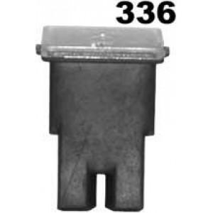 pojistka 50A nasouvací typ2