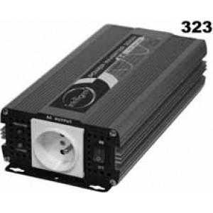 měnič napětí z 12V DC na 230V AC 300W sinus
