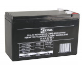 12V baterie (akumulátor) SLA 12V/9Ah Fa 6,3