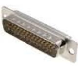 Zástrčka D-Sub HD 44 PIN vidlice přímý pájení na kabel