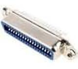 Konektor Centronics zásuvka 36 PIN pájení do panelu