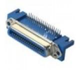 Konektor Centronics zásuvka 36 PIN THT úhlové 90°