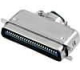Konektor Centronics zástrčka vidlice 50 PIN pájení na kabel