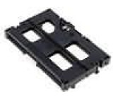 Konektor elektronické karty do plošného spoje
