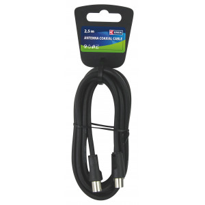 Anténní koaxiální kabel 2,5m