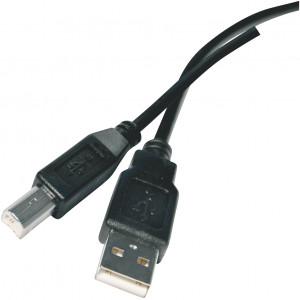 USB 2.0 A/M - B/M 2M