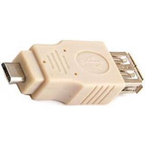 Redukce USB(A) zdířka-USB(F)micro konektor