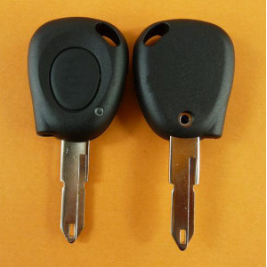 Náhradní obal klíče pro Renault, 1-tlačítkový