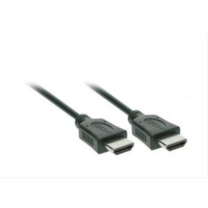 HDMI kabel s Ethernetem, HDMI 1.4 A konektor - HDMI 1.4 A konektor, blistr, 2m
