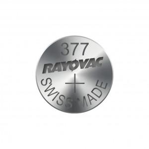 Knoflíková baterie do hodinek RAYOVAC 377
