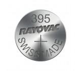 Knoflíková baterie do hodinek RAYOVAC 395