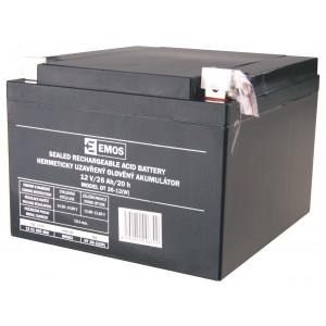 12V baterie (akumulátor) SLA 12V/26Ah L2