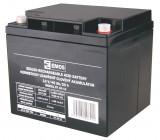 12V baterie (akumulátor) SLA 12V/40Ah M6