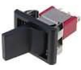 Kolébkový vypínač ON-ON SPDT AC 5A/125V