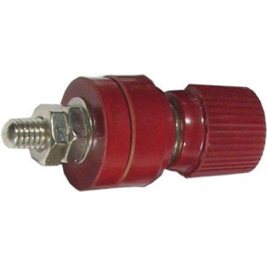 Šroubovací svorka 50mm červená