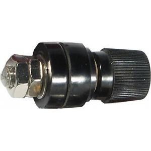 Šroubovací svorka 56mm černá