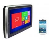 "SD/USB/WIFI miracast monitor 10"" s držákem na opěrku"