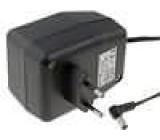 Zdroj stabilizovaný transformátorový 9VDC 800mA 7,2W