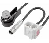 Anténní adaptér ISO - Fakra pro navigaci s funkcí Diversity Audi A3, Audi A4, Audi A6