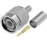 Vidlice TNC krimpovací 50Ohm typ kabelu RG58