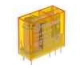Relé elektromagnetické DPDT Ucívky:230VAC 8A/250VAC 8A/30VDC