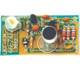 ZSM-09 Elektronická stavebnice mikrofonního vysílače VKV