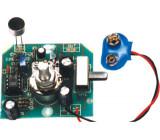 Elektronická stavebnice zesilovače pro sluchátka