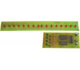 ZSM-217 Elektronická stavebnice světelné řady LED