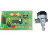 Elektronická stavebnice regulátoru otáček motoru