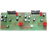 ZSM-60 Elektronická stavebnice zesilovače do automobilu 2x20W